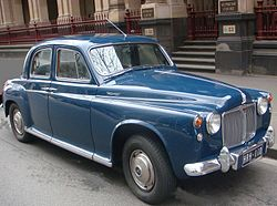 Rover 110