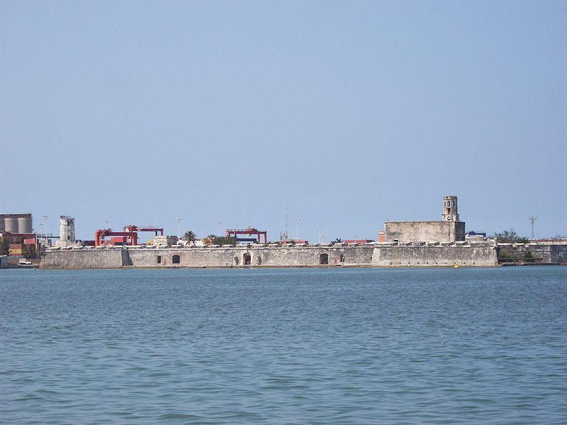 File:San Juan de Ulua-Puerto de Veracruz-Mexico.jpeg