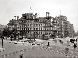 War Department, 1917
