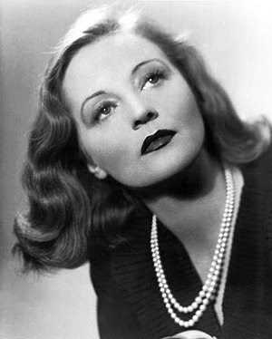 Promotional photo of Tallulah Bankhead.