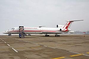 Tupolev Tu-154M Poland - Air Force
