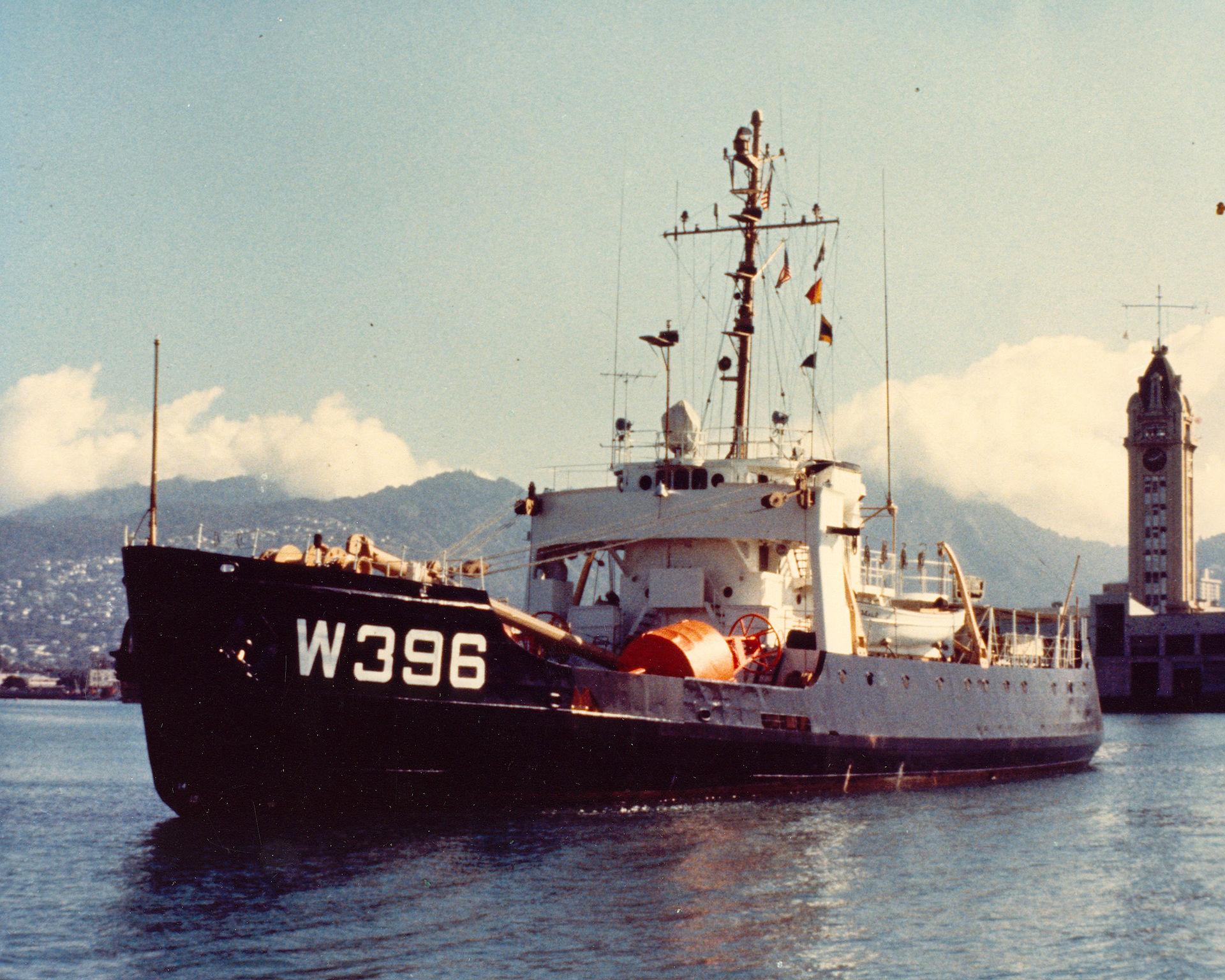 USCGC Mallow WLB396  Wikipedia