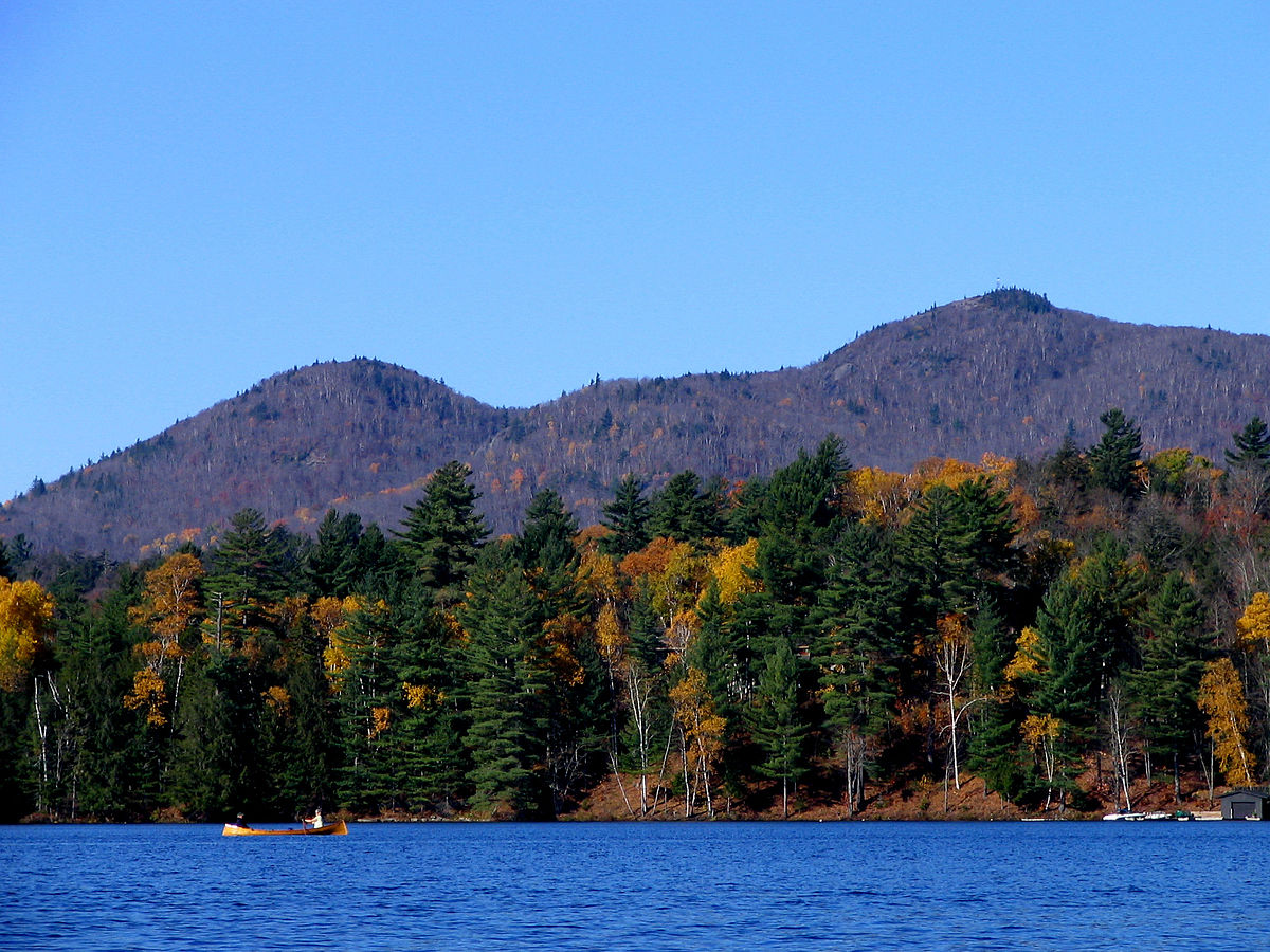 Upper St Regis Lake Wikipedia
