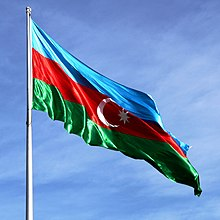 flag of azerbaijan wikipedia