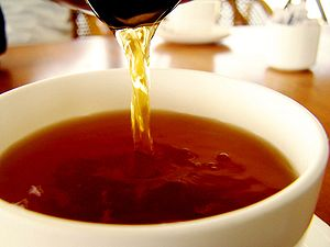 Black Tea.