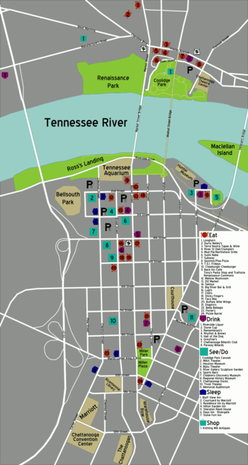 Chattanooga  Travel guide at Wikivoyage