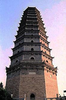 Famen Temple  Wikipedia