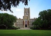 La Universidad de Fordham, en el Bronx.