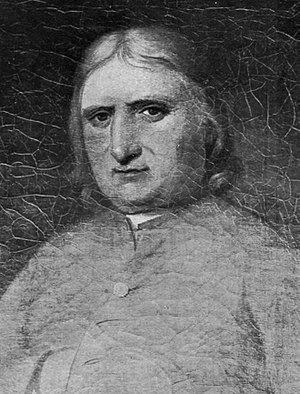 English: Portrait of George Fox
