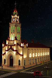 Catedral de Iquitos  Wikipedia la enciclopedia libre