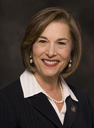 Official biographic pic of the congresswoman