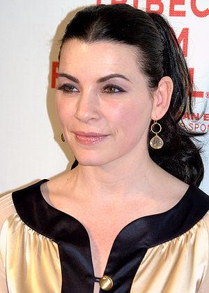 English: Julianna Margulies at the 2009 Tribec...