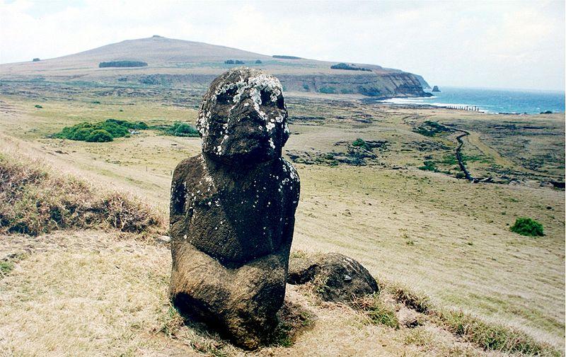 File:Kneeled moai Easter Island.jpg
