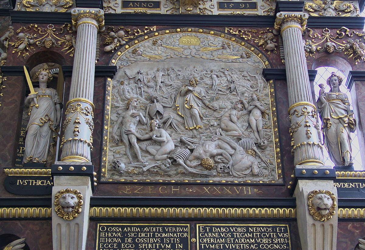 Epitafium Edwarda Blemkego  Wikipedia wolna encyklopedia