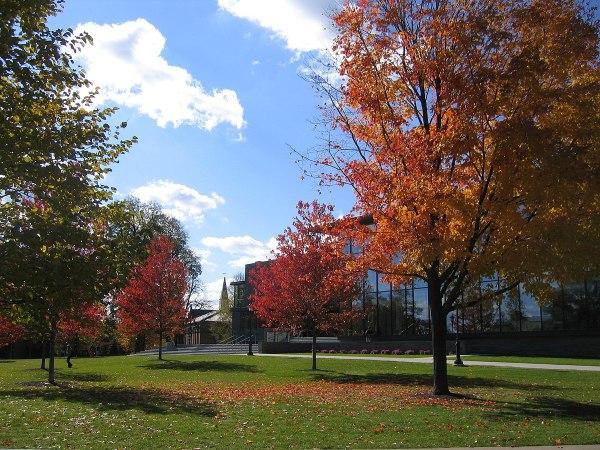 Campus Of Lafayette College - Wikipedia