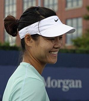 Li Na at the 2009 US Open