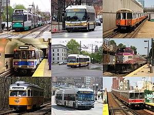 The Massachusetts Bay Transportation Authority...