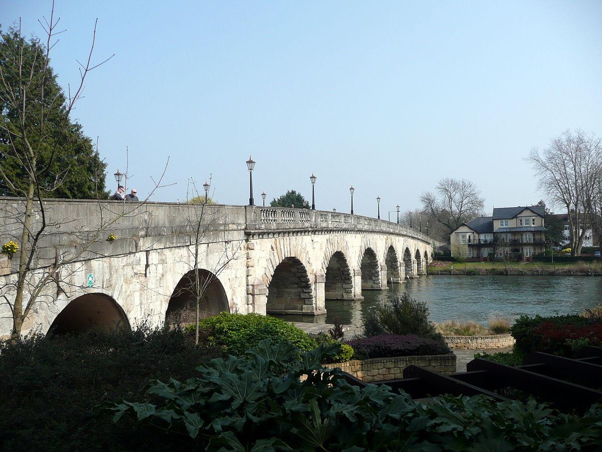Maidenhead Bridge  Wikipedia