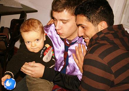 同性婚姻與家庭 - Wikiwand