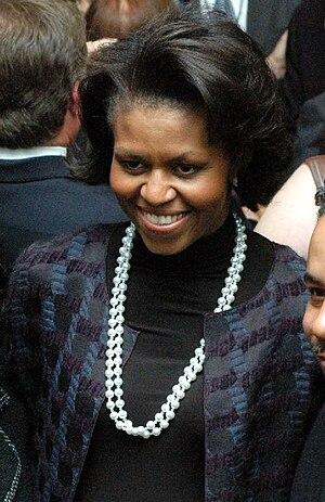 English: Michelle Obama