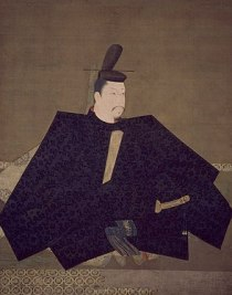 Portrait of Yoritomo, copy of the 1179 origina...