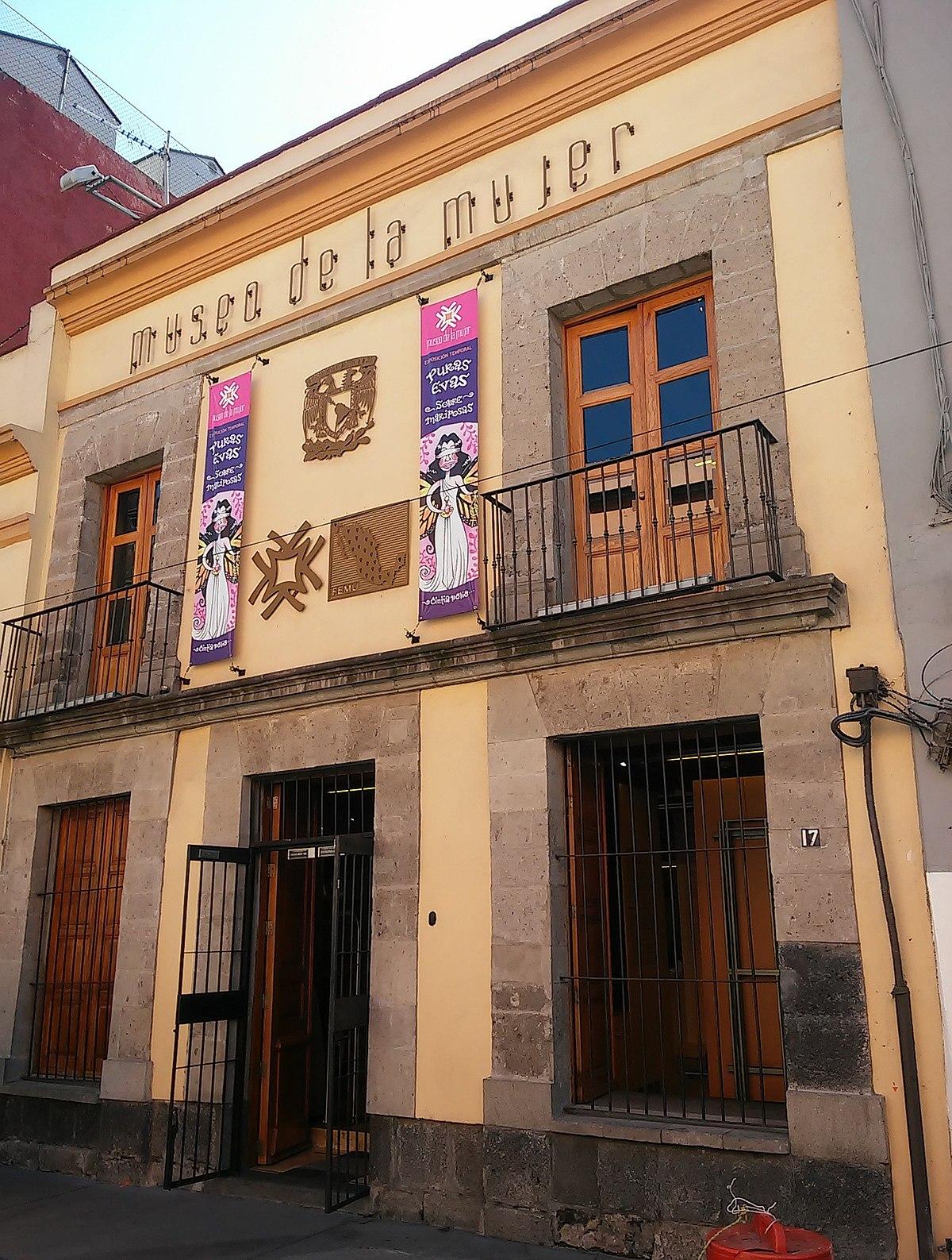Museo de la Mujer Mxico  Wikipedia la enciclopedia libre