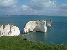 caves arches stacks and stumps diagram 98 honda accord ignition wiring old harry rocks wikipedia