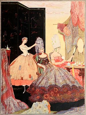 Illustration in The fairy tales of Charles Per...