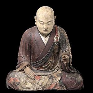 Portrait of a monk-MGR Lyon-IMG 9873-black