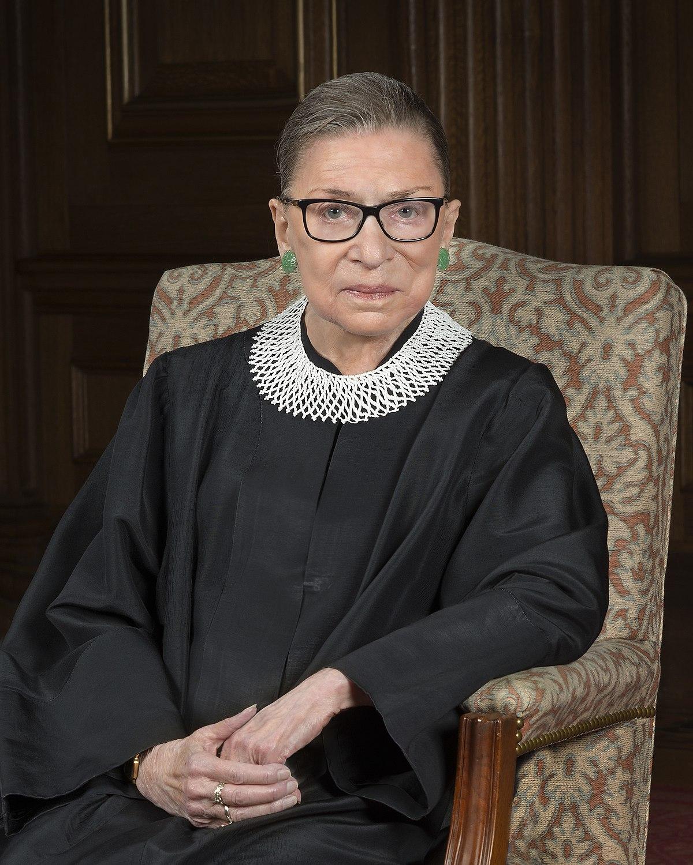 Ruth Bader Ginsburg Wikipedia