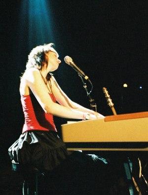 Canadian singer-songwriter Sarah Slean opening...