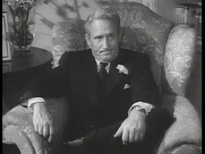 Spencer Tracy in Father's Little Dividend (cro...