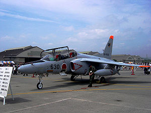 T-4 Training aircraft(T-4 (練習機)),The U.S. mili...