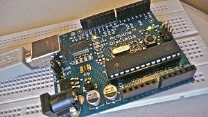 The Arduino @ Arduino Workshop @ Reboot11