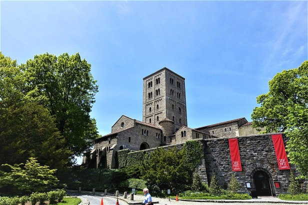 The Cloisters - Joy of Museums - External