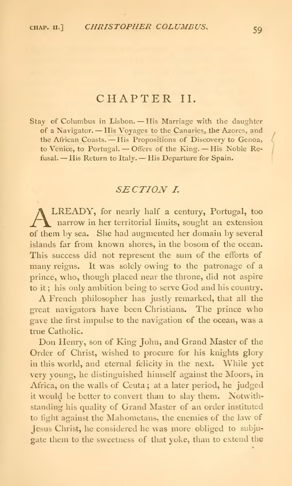 Page The Life Of Christopher Columbus Vu 83