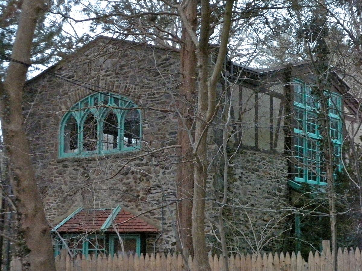 Thunderbird Lodge Rose Valley Pennsylvania  Wikipedia