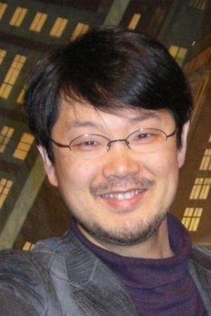 Yukihiro Matsumoto, the creator of Ruby.
