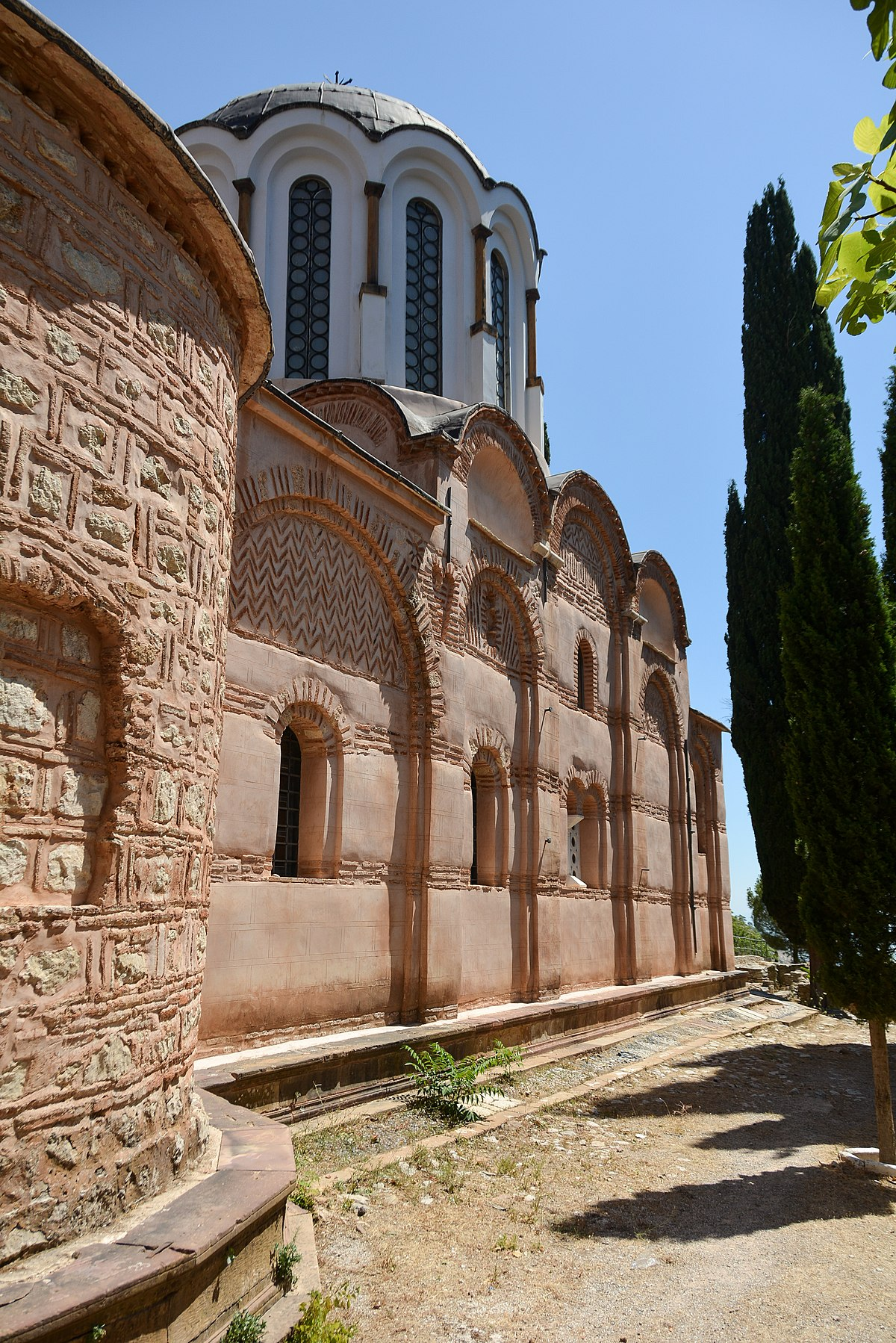 Nea Moni of Chios  Wikipedia