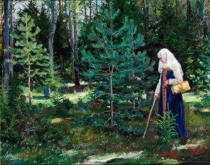 Сергей А. Виноградов - В лес за грибами