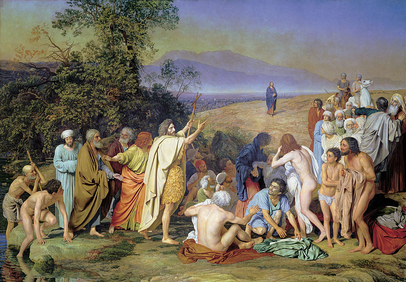 Ficheiro:Alexander Andrejewitsch Iwanow - The Appearance of Christ before the People.jpg