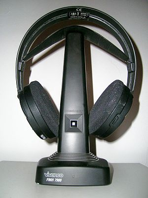 Analog Radio Headphone Vivianco FMH 7900