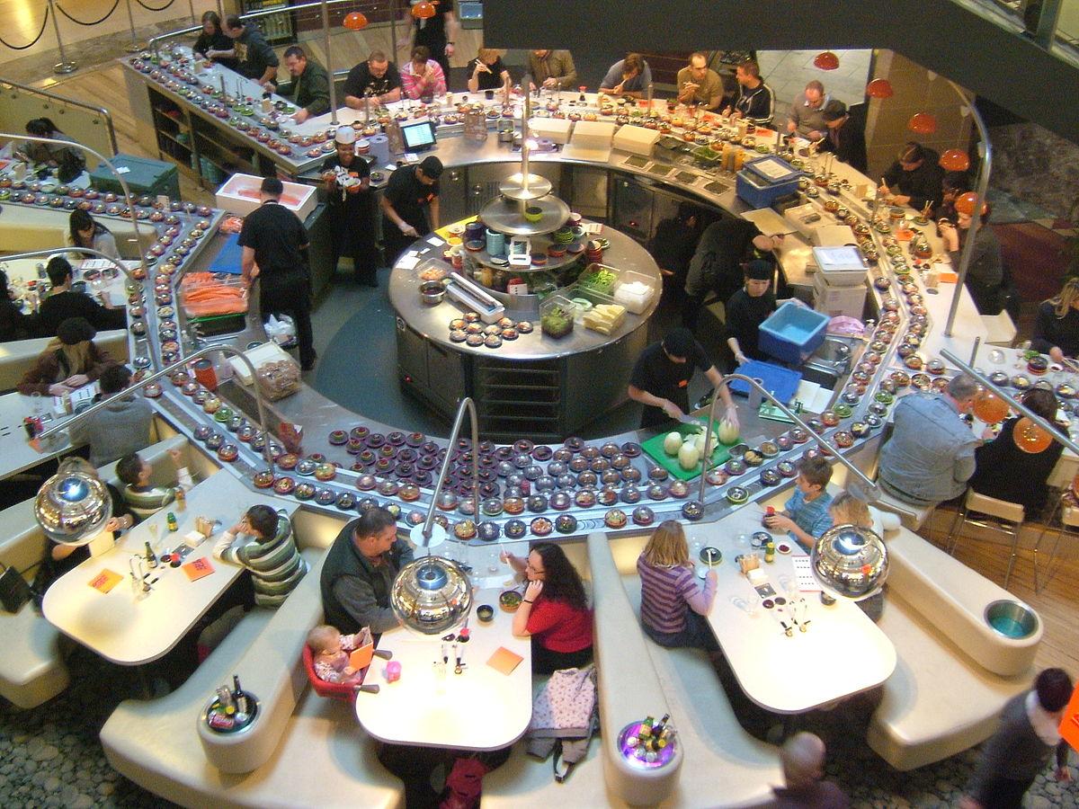 Find Sushi Restaurant Near Me