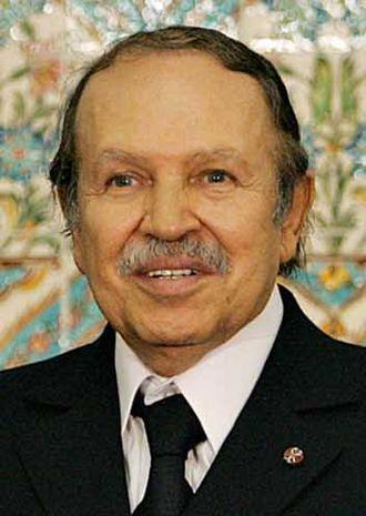 algeria president