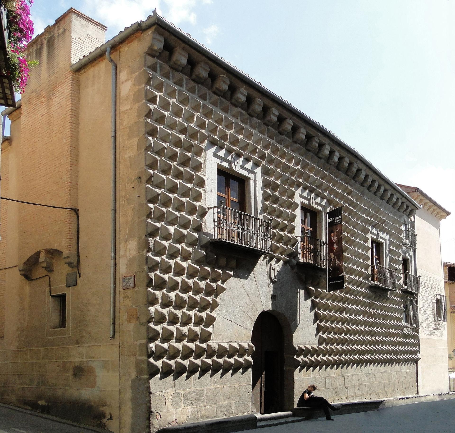 Casa de los Picos  Wikipedia la enciclopedia libre