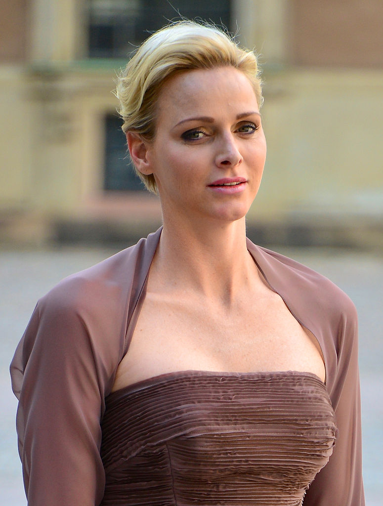 FileCharlene Princess of Monaco5jpg  Wikimedia Commons