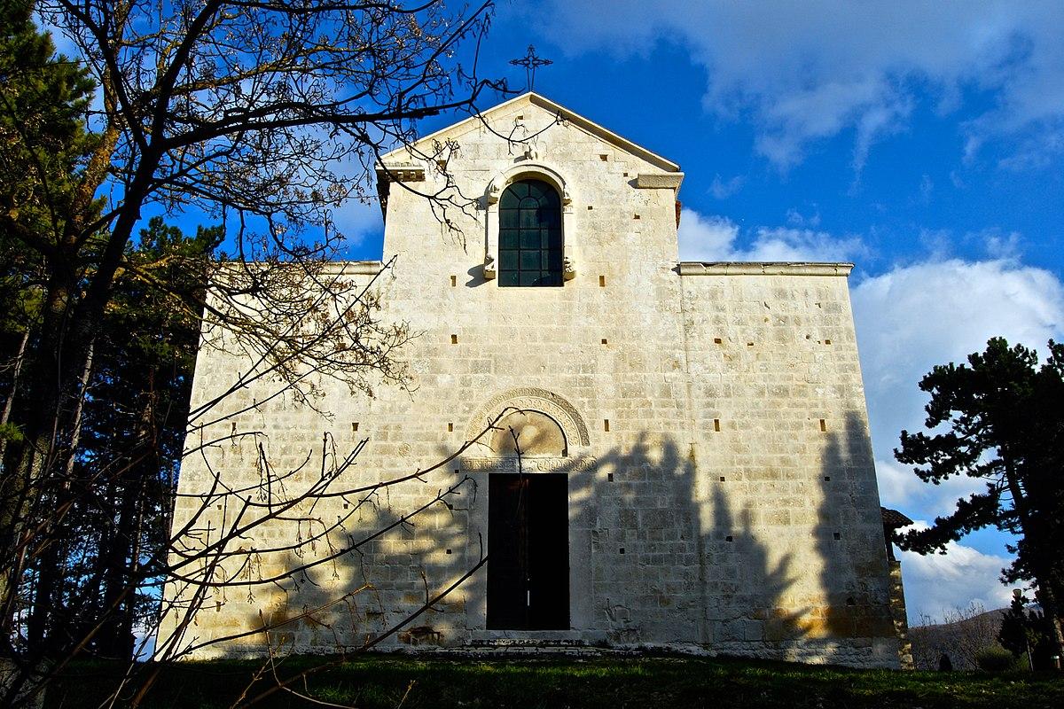 Chiesa di Santa Maria Assunta Bominaco  Wikipedia