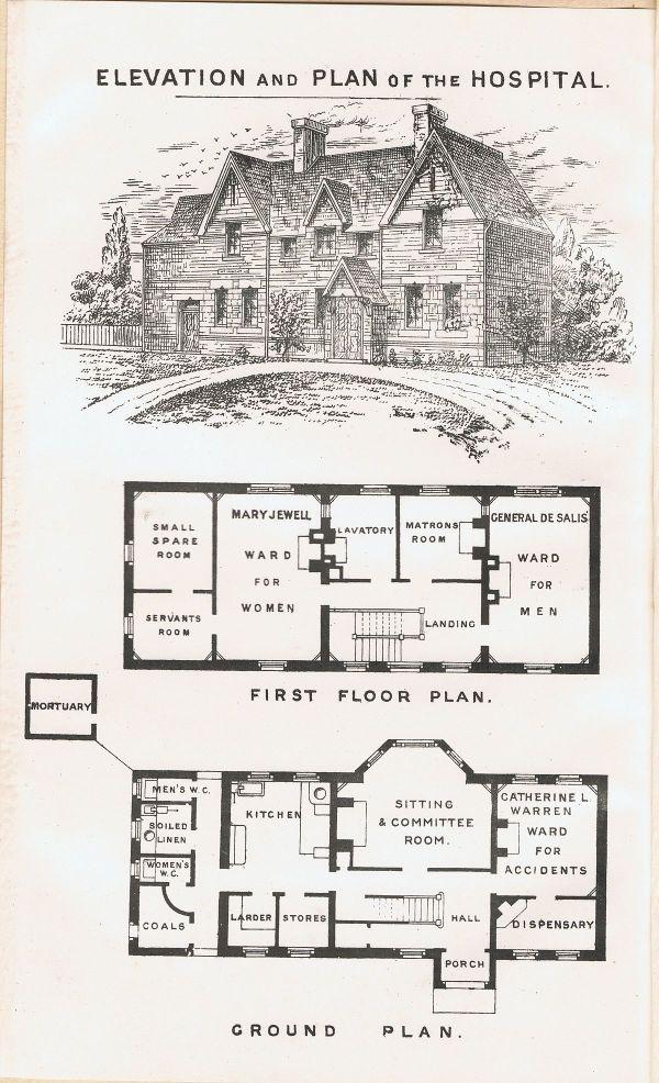 Harlington, Harmondsworth and Cranford Cottage Hospital ...