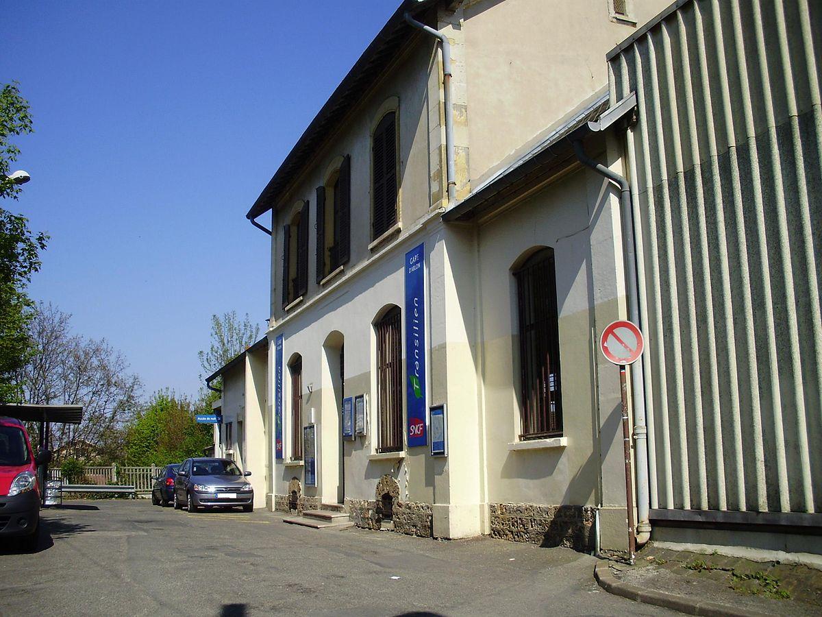 Gare dAblon  Wikipdia