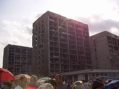 Grozny in Ruins, 2006